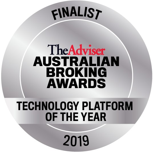 Technology Finalist of the Year Finalist Badge