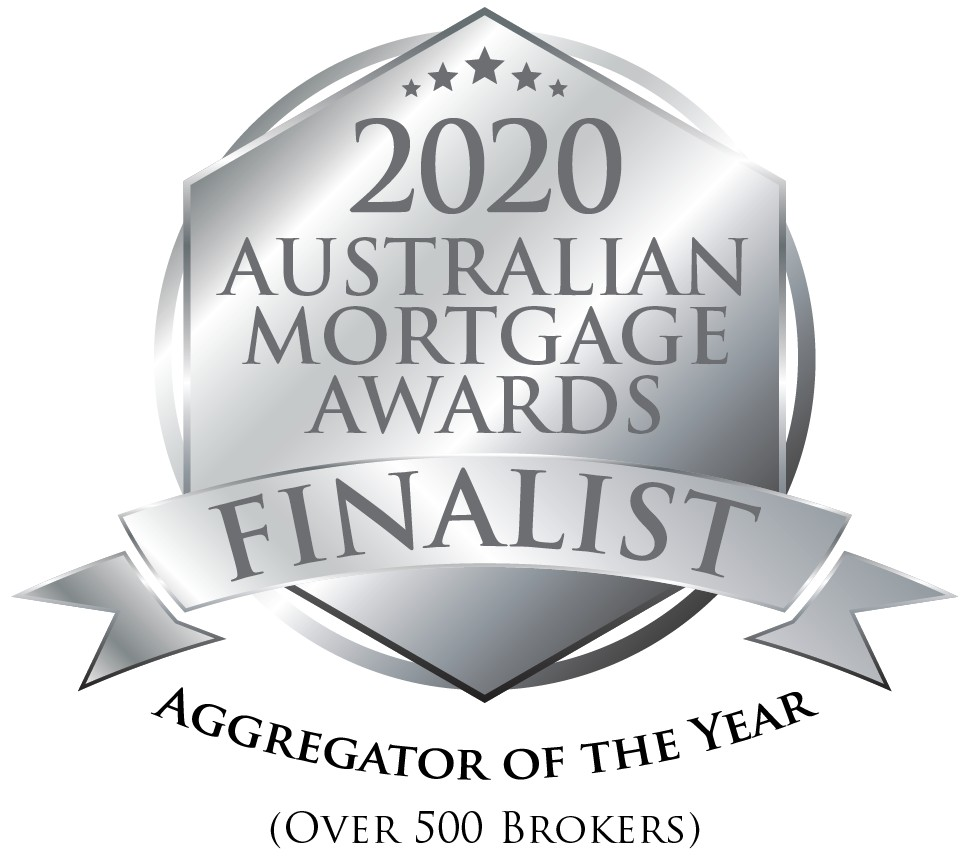 Australian Broking Awards Boutique Aggregator of the Year Finalist Badge